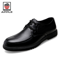 APPLE苹果男鞋 新款皮鞋 时尚英伦男士商务休闲鞋板鞋4158039