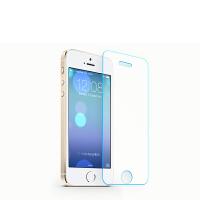 羽博iphone5s 5c se钢化玻璃膜高清苹果手机弧边保护贴膜防爆指纹