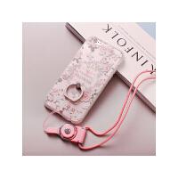 【全国包邮】hidog 苹果iPhone6s手机壳带挂绳支架6s plus保护套全包防摔新款女