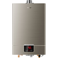 Haier/海尔 [官方直营]10升无氧铜水箱恒温燃气热水器JSQ20-UT(12T)