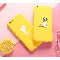 Benks 苹果iphone6 plus手机壳高颜值创意4.7 iPhone6s plus保护套浮雕5.5轻薄软硅胶外壳潮
