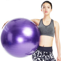 物有物语 瑜伽球 男女加厚防爆室内健身减肥瘦身娱乐瑜伽运动健身球儿童孕妇分娩球平衡环保抗压瑜珈球