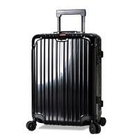 瑞士军刀黑色 20-29寸拉杆箱男女休闲时尚登机箱行李箱潮BX161008