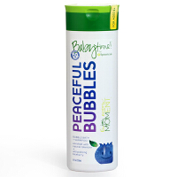 爱森尔美国Episencial 添加益生菌婴儿沐浴露洗发二合一泡泡浴236ml