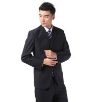男式西装套装秋冬季韩版商务单排二粒扣男士西服新郎礼服