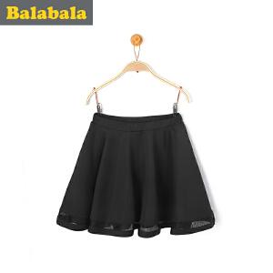 【6.26巴拉巴拉超级品牌日】巴拉巴拉女童短裙中大童学生裙夏季童装儿童裙子公主裙