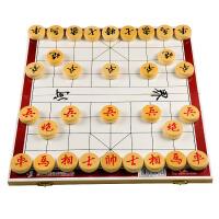 (领券立减30)ENPEX/乐士星球棋牌B-103木连盘B-105中国象棋入门木制立体B-104