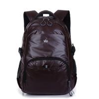 户外休闲大容量学生背包彩色双肩背包旅行包电脑包透气防水耐用抗撕裂
