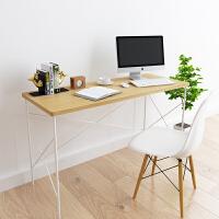 择木宜居 书桌 写字桌 现代简约风格家用简易台式电脑桌 桌子笔记本电脑桌