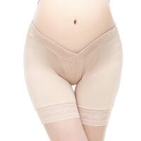 2条装防走光孕产妇低腰莫代尔平角孕妇裤怀孕期孕妇安全裤 0813