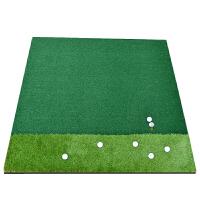 高尔夫球打击垫 高尔夫练习场练习垫双草打击垫1.5*1.5米