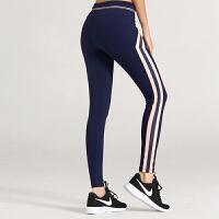 2017春秋季新款健身裤女紧身高弹力跑步瑜伽塑身显瘦运动长裤