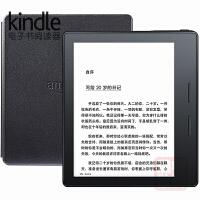 亚马逊 电子书 Kindle Oasis 电子书阅读器 (尊贵版) 斯诺克黑  产品包装内含有数据线和皮套斯诺克黑
