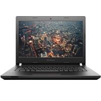 联想(Lenovo)昭阳E41-80 14英寸商务办公笔记本电脑 i7-6500U 4G内存 500G硬盘 DVDRW 2G独显 Win7黑色官方标配