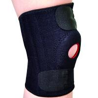 户外运动调整型护膝 四条弹簧设计 运动护膝