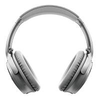 【当当自营】Bose QuietComfort 35 无线耳机-银色 QC35头戴式蓝牙耳麦 降噪耳机 蓝牙耳机