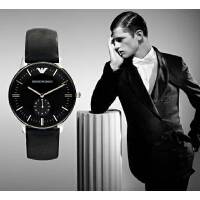 阿玛尼(ARMANI)手表男表超酷英伦风时尚款 AR1674/AR0382/AR0383/AR1647/AR1675/AR1723