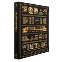 Retro Graphics复古平面 品牌设计 海报设计 平面设计图书