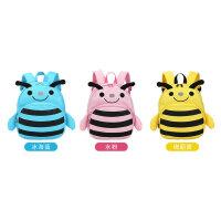 卡拉羊儿童双肩包卡通小蜜蜂幼儿背包可爱宝宝书包C6017