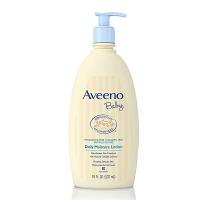 【当当海外购】美国直邮 艾维诺Aveeno婴儿无香日常保湿身体乳 532ml 海外购