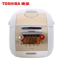 【当当自营】Toshiba/东芝 RC-N15PVQ 智能电饭煲锅4L升4mm厚斧内胆 进口材质4-6人