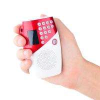 Amoi/夏新 V8便携随身听小音响老人收音机mp3播放器外放插卡音箱