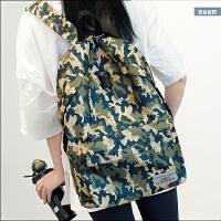 【领券立减50元】包包新款迷彩双肩包女韩版学院风中学生书包男背包休闲旅行包
