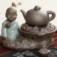 尚帝 蒸蒸日上哥窑香炉茶宠 香道香宠 陶瓷茶具配件 茶道特价 2014CCXD3