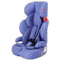【当当自营】【支持礼品卡】好孩子CS901汽车用安全座椅9个月-12岁宝宝儿童安全坐椅 CS901-B-N309蓝色甜点