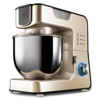 【ACA北美电器旗舰店】AM-CG108 厨师机 多功能和面机 家用揉面机