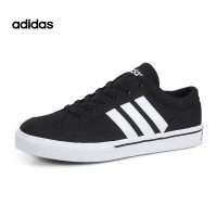 Adidas/阿迪达斯NEO学院风休闲运动板鞋帆布鞋AW5079