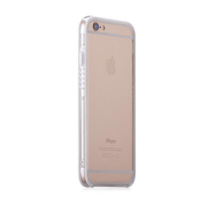 momax iphone6边框 苹果6薄手机框 iphone 6外框 4.7寸软框透明
