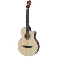 思雅晨Saysn吉他38寸民谣吉他木吉他新手入门初学者吉它学生jita乐器