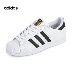 韩国正品直邮Adidas/阿迪达斯三叶草女鞋Superstar W C77153