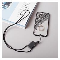 【全国包邮】hidog 苹果iPhone6手机保护壳全包带挂绳防摔6s plus手机壳软潮女