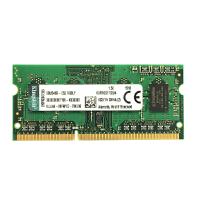包邮送螺丝刀金士顿 ddr3 1600 4g 兼容1333笔记本电脑内存条4gb