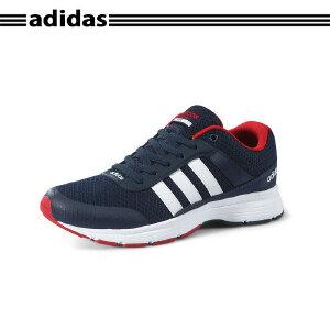 【新品】Adidas LITE RACER 运动跑步休闲男鞋 AQ1345