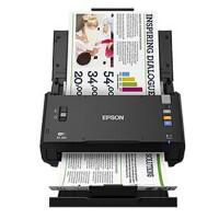 爱普生/Epson DS-560 馈纸式扫描仪 A4幅面高速双面扫描 高速:26ppm/52ipm 网络:标配无线网络扫描 高质:600*600dpi