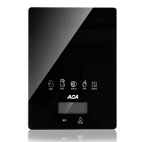 【ACA北美电器旗舰店】 AES-RG5A  烘焙秤 厨房秤 电子称 到克 烘焙工具