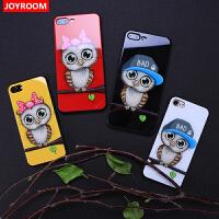 倍思 iphone6s plus手机壳 苹果6s 保护套创意防摔iphone6 plus硅胶外壳新款