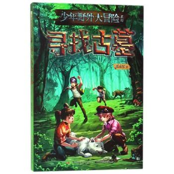 少年野外大冒险系列  寻找古墓