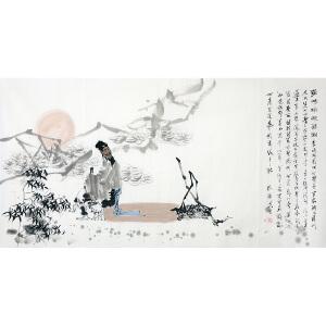 山东美协副主席兼秘书长 孔维克【李时珍�褚┩肌�Z2697