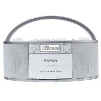 【当当自营】 熊猫/PANDA CD-950 便携式DVD复读播放机CD胎教机磁带录音机收音收录机插卡MP3播放器音箱音响
