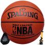 斯伯丁/SPALDING篮球74-221 /74-604YPU皮室内外NBA用球人气爆款