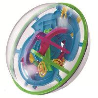 爱可优 3D立体迷宫球幻智力球挑战智力 儿童益智玩具球 创意玩具 168关935幻智