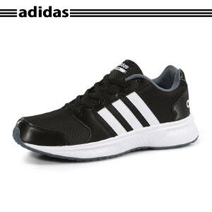 Adidas/阿迪达斯运动透气休闲网面跑步鞋AW5258