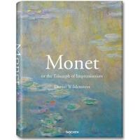 [英文原版]  Monet or the Triumph of Impressionism 印象派大师莫奈 精装 收藏正版