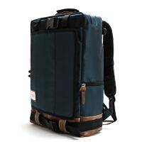 2015韩版双肩包潮人必备背包 商务型男出差旅行大容量背包