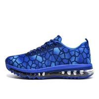 JSW-男士跑步鞋3D全掌气垫运动鞋男鞋