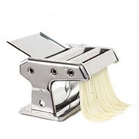 家用不锈钢手动压面机压面器 二刀面条机粉条机饺子皮机打面机器